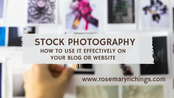 Stock photography best practices