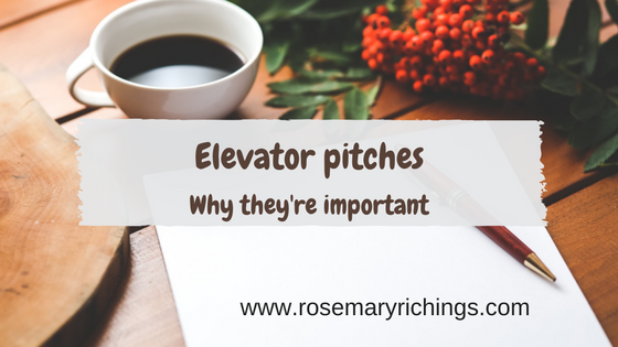 Why elevator pitches are important and how to create your own